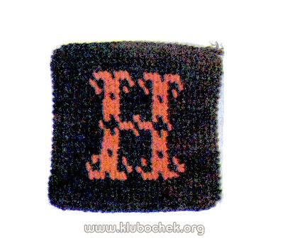 Многоцветное  тунисское вязание