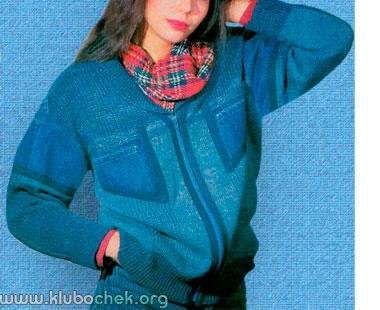 Идеи переделки с использованием вязания. Переделаем джинсы, брюки